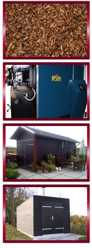 Biomass Boilers - G.P. Electric Dumfries